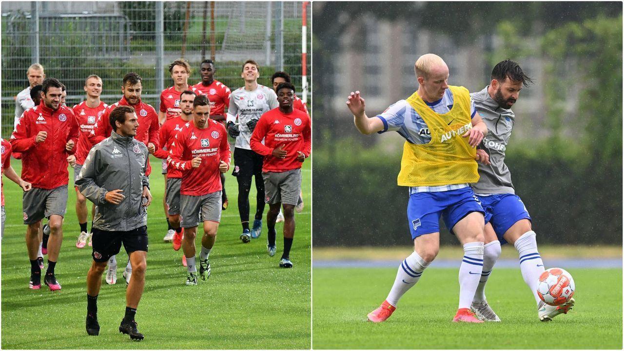 Die Saisonvorbereitung der 18 Bundesligisten - Bildquelle: Imago Images/Imago Images