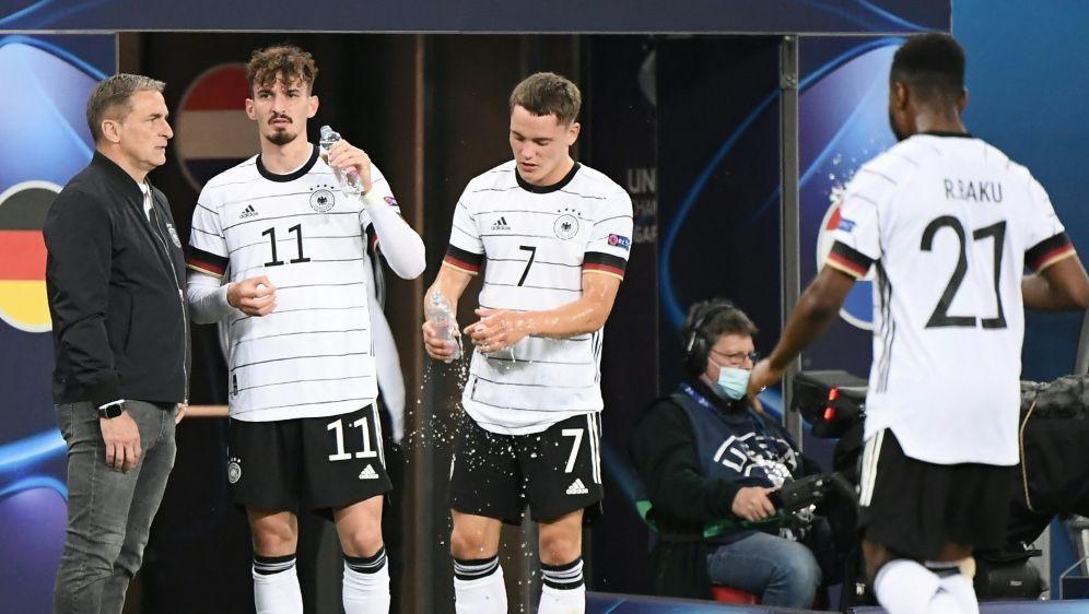 Die U21 spielt ihre EM-Qualifikationspiele im Süden - Bildquelle: AFPSIDATTILA KISBENEDEK