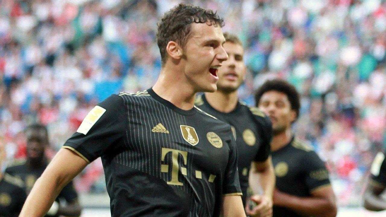 Benjamin Pavard (FC Bayern München) - Bildquelle: Imago