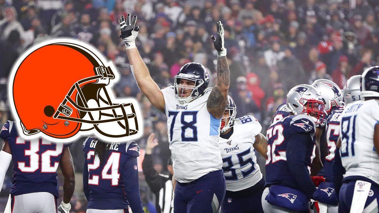 Top: Jack Conklin (Cleveland Browns)  - Bildquelle: Getty Images