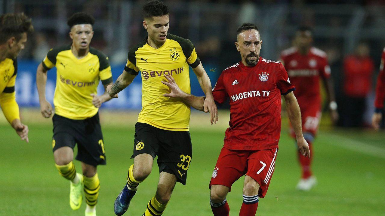 Bundesliga (Deutschland) - Bildquelle: imago/Norbert Schmidt