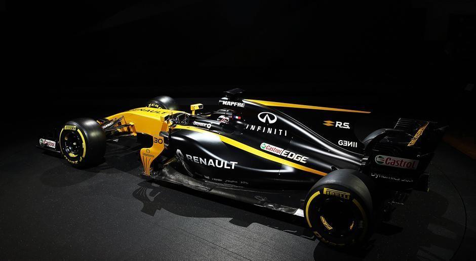 Renault RS17  - Bildquelle: Imago