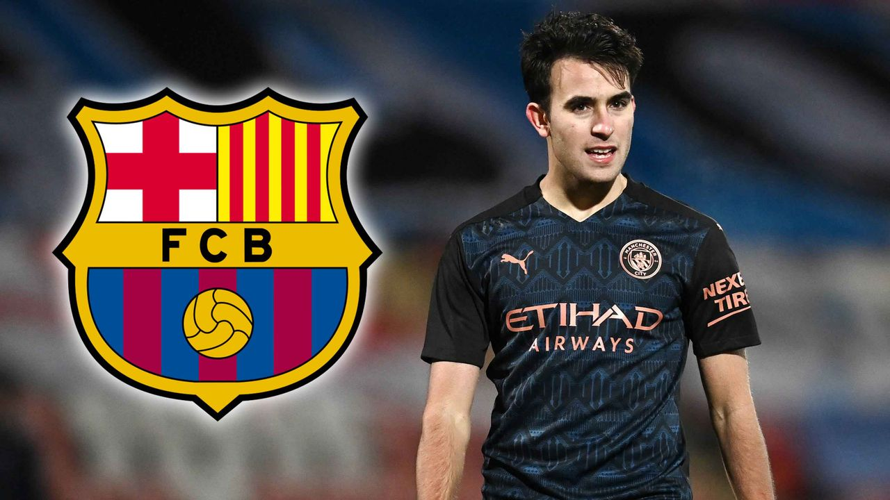 Eric Garcia (FC Barcelona) - Bildquelle: Imago Images