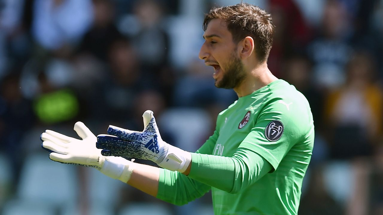 Platz 6 - Gianluigi Donnarumma (AC Mailand) - Bildquelle: 2019 Getty Images