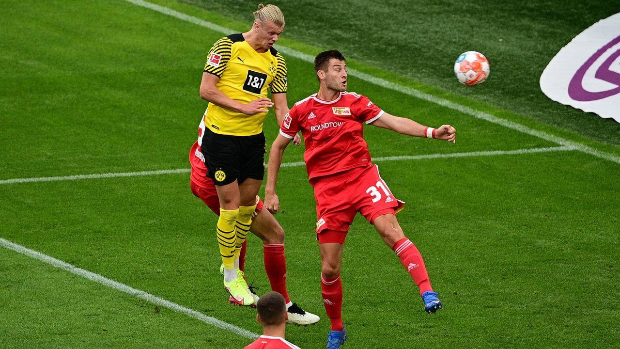 Sieg gegen Union Berlin! Die BVB-Stars in der Einzelkritik - Bildquelle: Imago