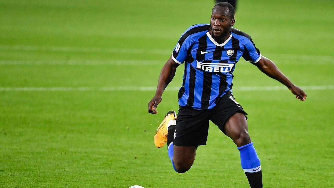 7. Inter Mailand - Bildquelle: 2020 imago