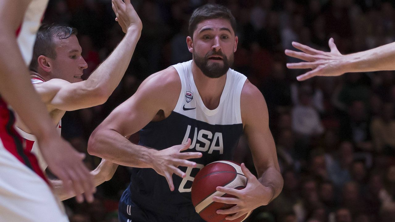 Joe Harris (27, USA)  - Bildquelle: imago images / AAP