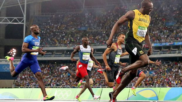 Usain Bolt - Bildquelle: 2016 Getty Images