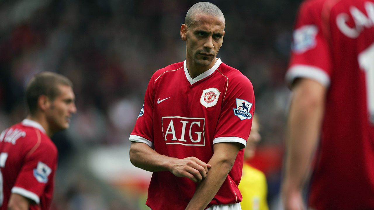 Manchester United (Saison 2005/06) - Bildquelle: 2006 Getty Images
