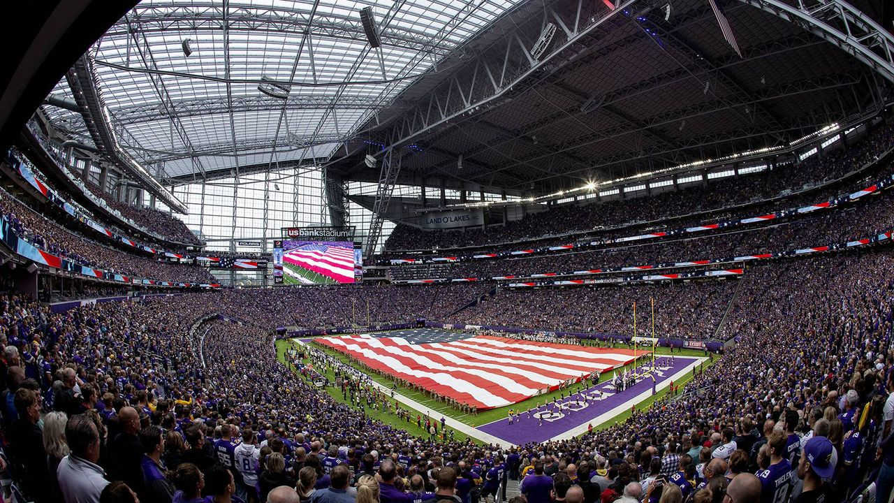 Platz 18: Minnesota Vikings - Bildquelle: imago images / ZUMA Press