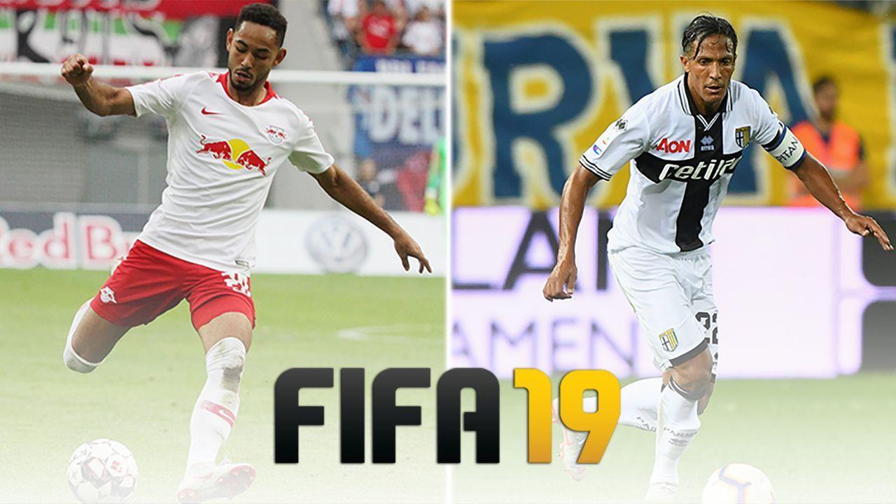 FIFA 19: Die größten Down- und Upgrades