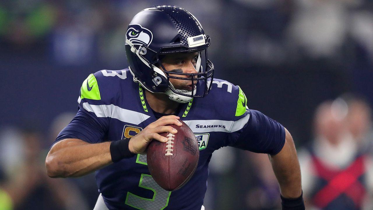 Seattle Seahawks: 5 Picks - Bildquelle: 2019 Getty Images