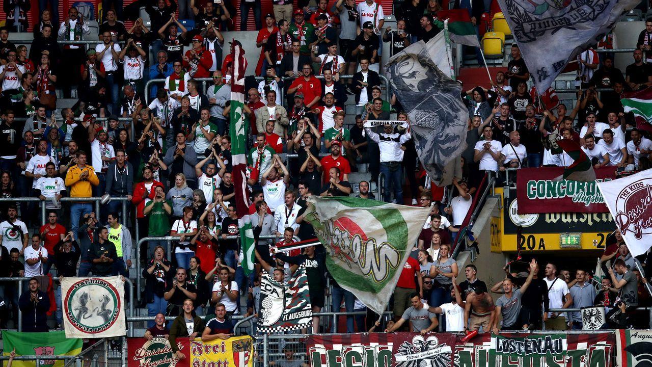 FC Augsburg - Bildquelle: 2018 Getty Images