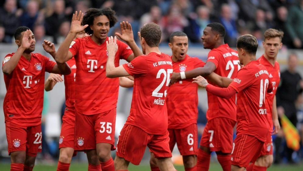 FC Bayern unterstützt Münchener Kleinunternehmen - Bildquelle: PIXATHLONPIXATHLONSID