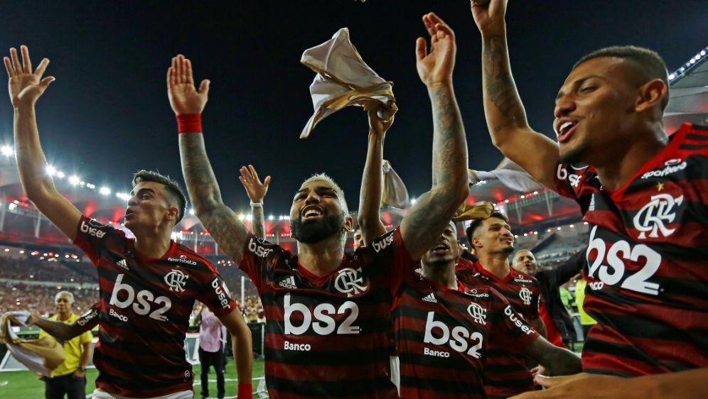 CONMEBOL zahlt Prämienvorschuss an Vereine - Bildquelle: PIXATHLONPIXATHLONSID