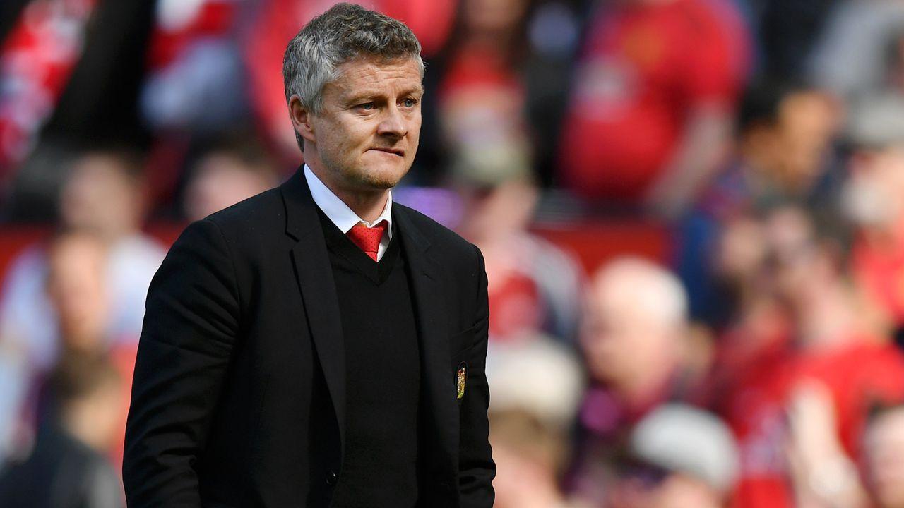 Platz 3 - Ole-Gunnar Solskjaer (Manchester United) - Bildquelle: 2019 Getty Images