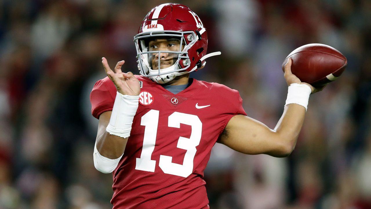 University of Alabama (4 First-Round-Picks) - Bildquelle: 2019 Getty Images