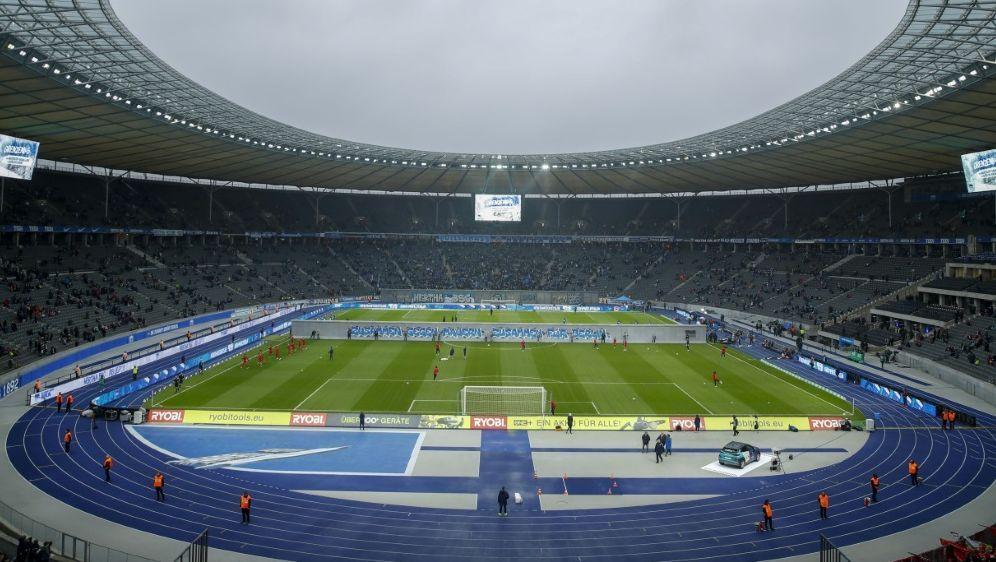 Hertha BSC vermeldet zweiten Corona-Fall der Bundesliga - Bildquelle: AFPSIDODD ANDERSEN