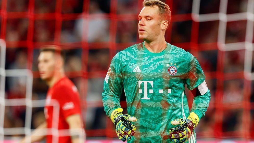 Manuel Neuer macht sich Gedanken über den Söder-Vorstoß. - Bildquelle: imago