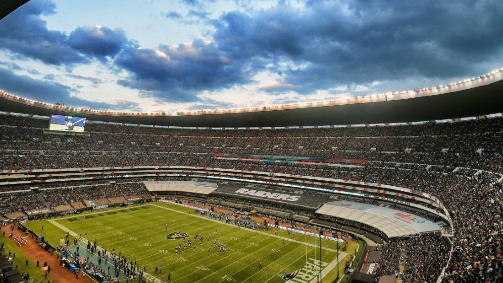 Kein NFL-Football im Aztekenstadion in dieser Saison - Bildquelle: AFPSIDALFREDO ESTRELLA
