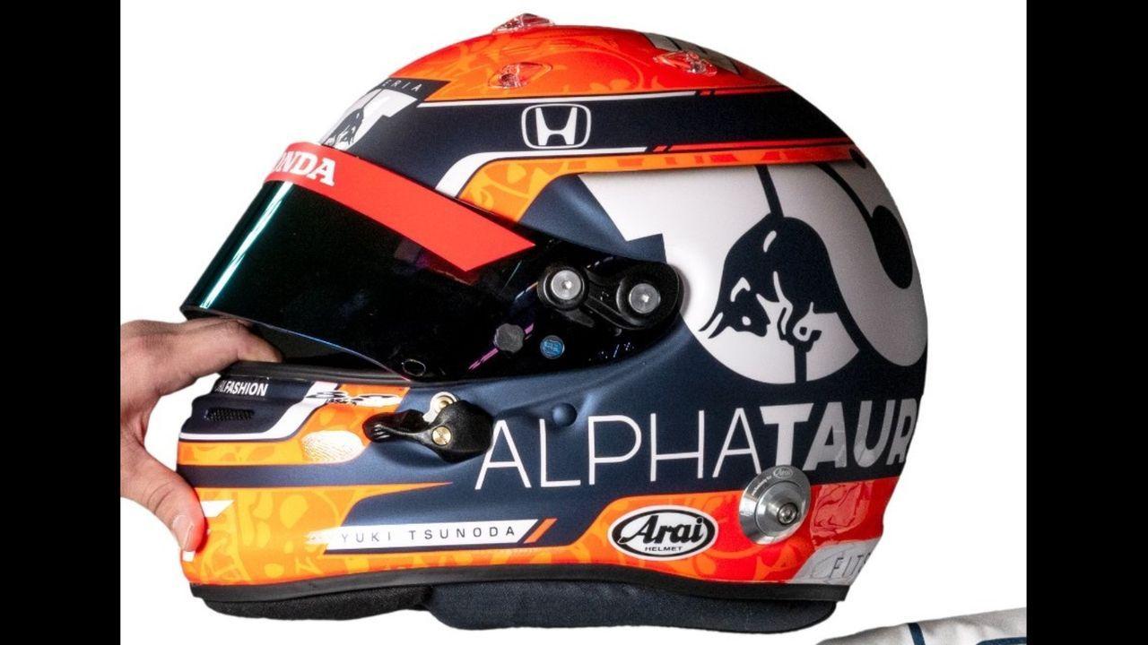 Yuki Tsunoda (AlphaTauri) - Bildquelle: Alpha Tauri F1