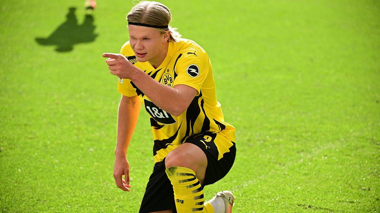 Sturm: Borussia Dortmund - Bildquelle: Imago Images