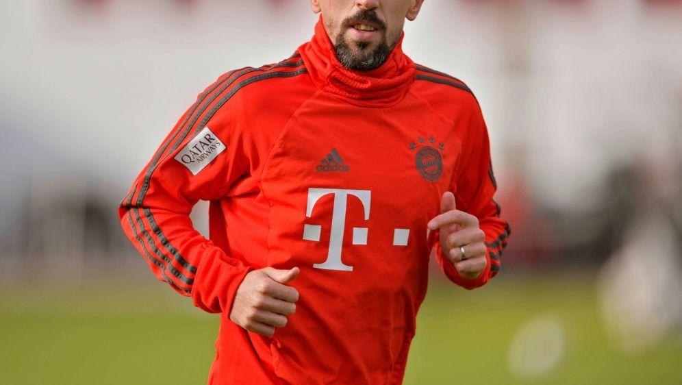 Eine Rückkehr Riberys in den Kader von Bayern ist offen - Bildquelle: PIXATHLONPIXATHLONSID