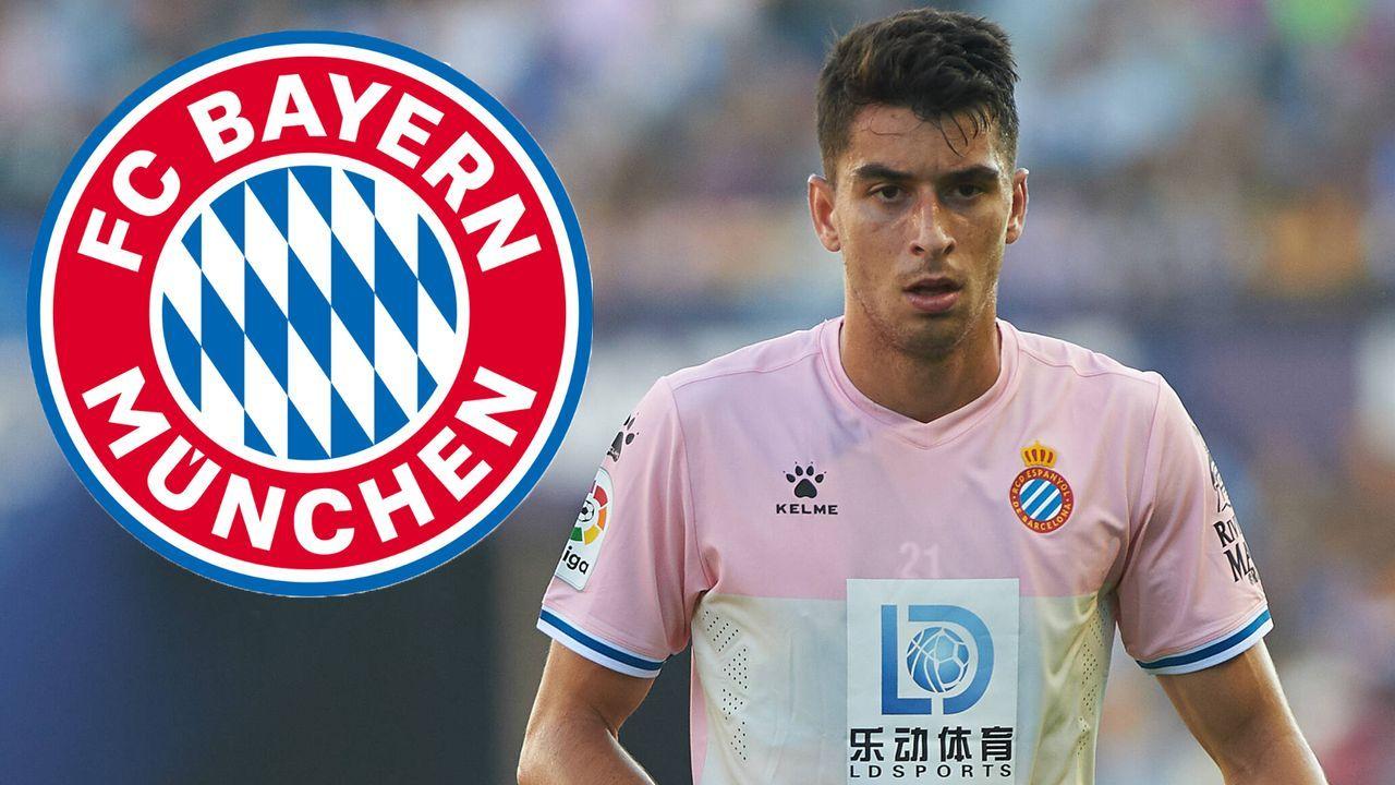 Marc Roca (Bayern München) - Bildquelle: imago images/ZUMA Press