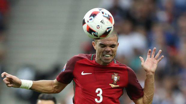 Pepe (Portugal) - Bildquelle: imago