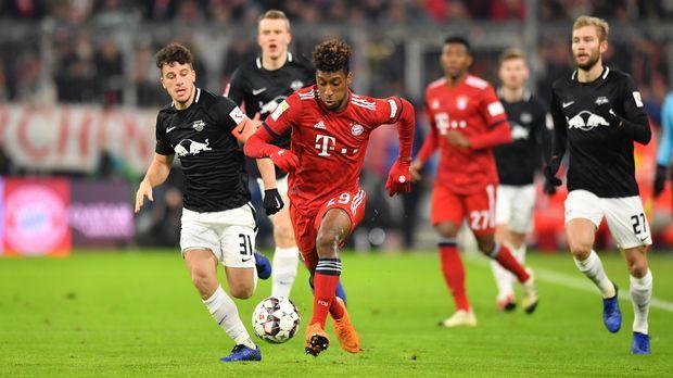 Rb Gegen Bayern München