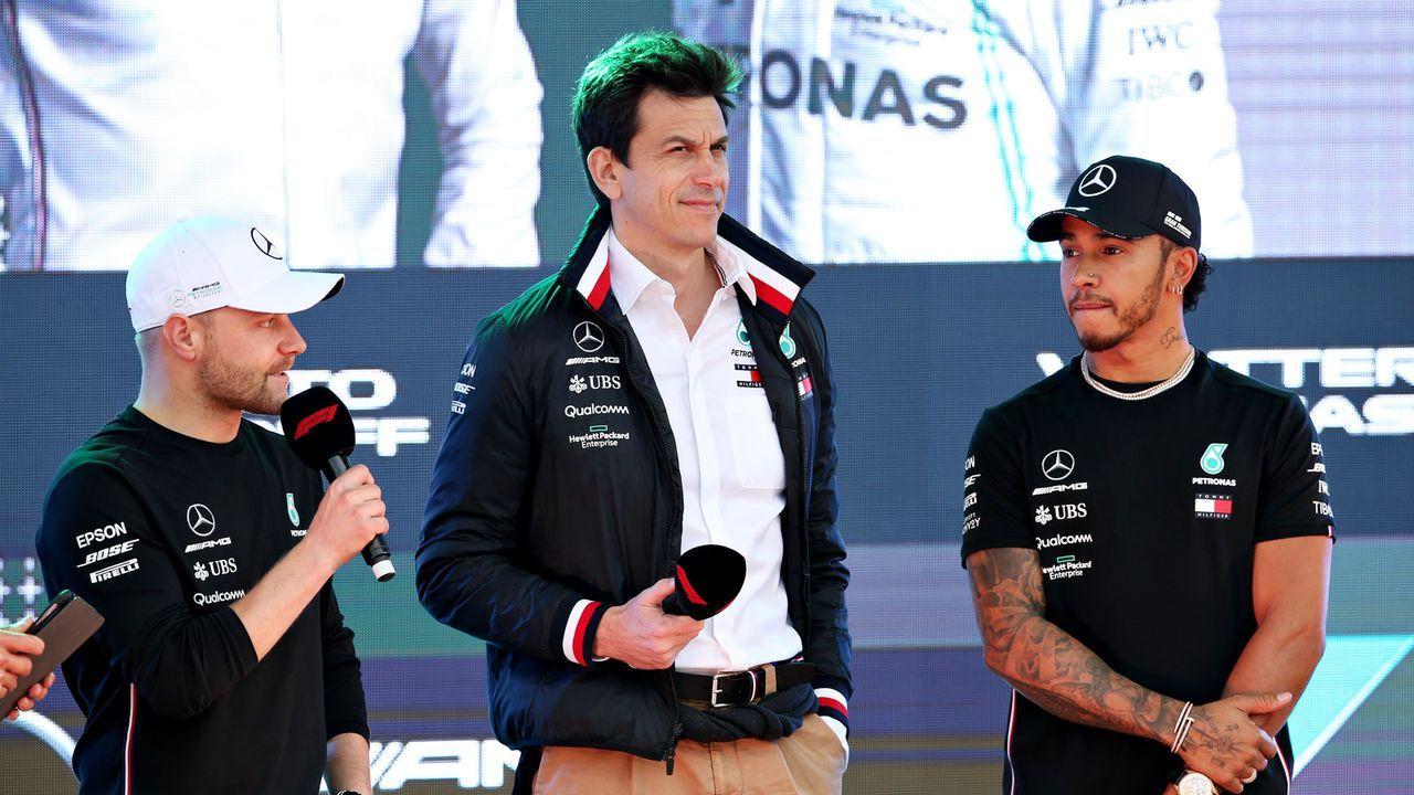 Formel 1: Mercedes bestätigt Fahrer für 2020 - Bildquelle: Getty