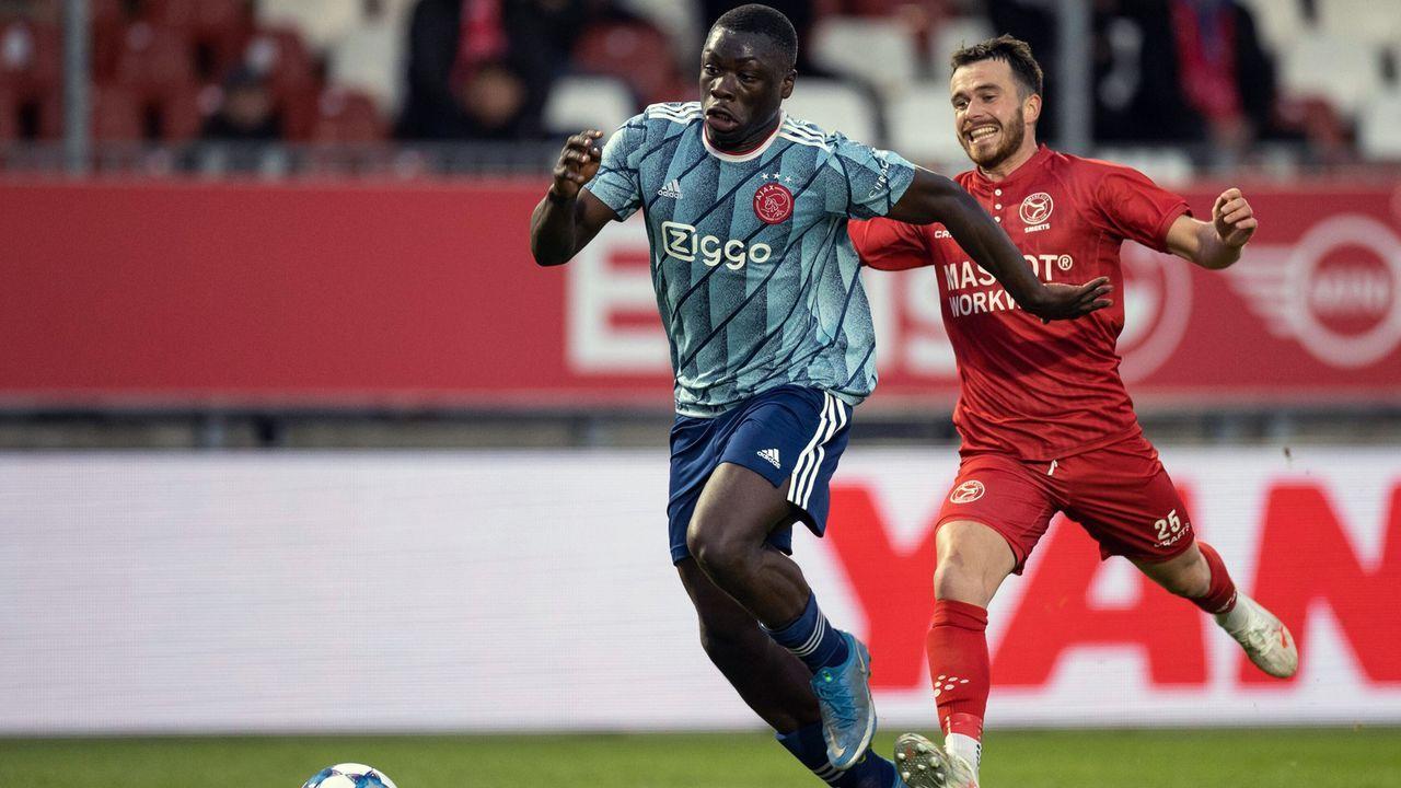 Brian Brobbey (Ajax Amsterdam) - Bildquelle: imago images/Pro Shots