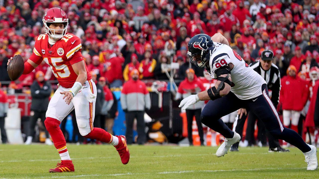 1. Spieltag: Houston Texans @ Kansas City Chiefs zum NFL-Saisonauftakt - Bildquelle: getty