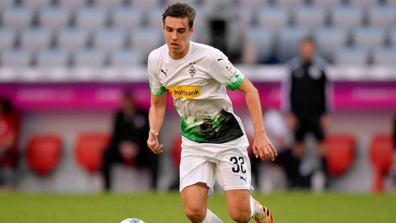 Mittelfeld: Florian Neuhaus (Borussia Mönchengladbach) - Bildquelle: imago