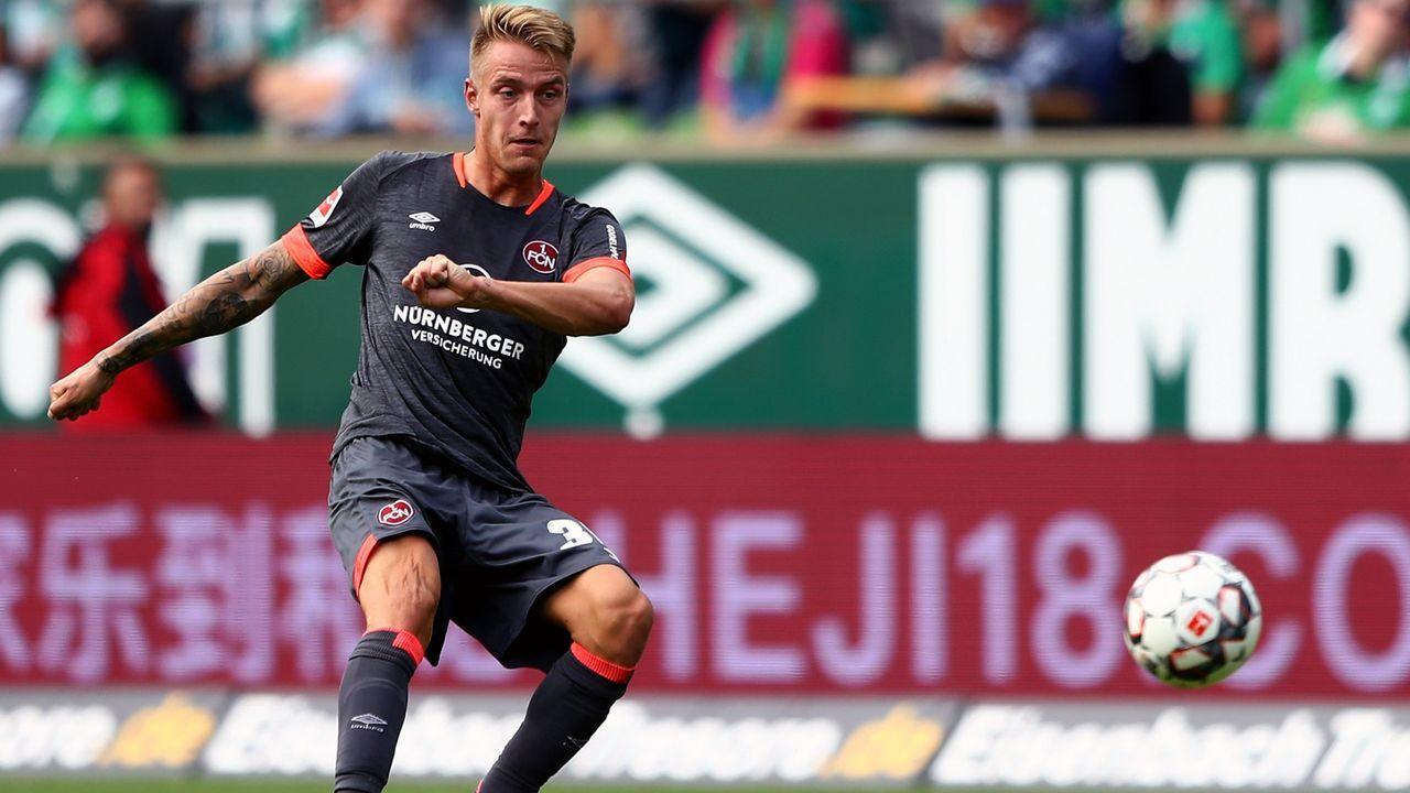 Platz 14 - Ondrej Petrak (1. FC Nürnberg) - Bildquelle: 2018 Getty Images