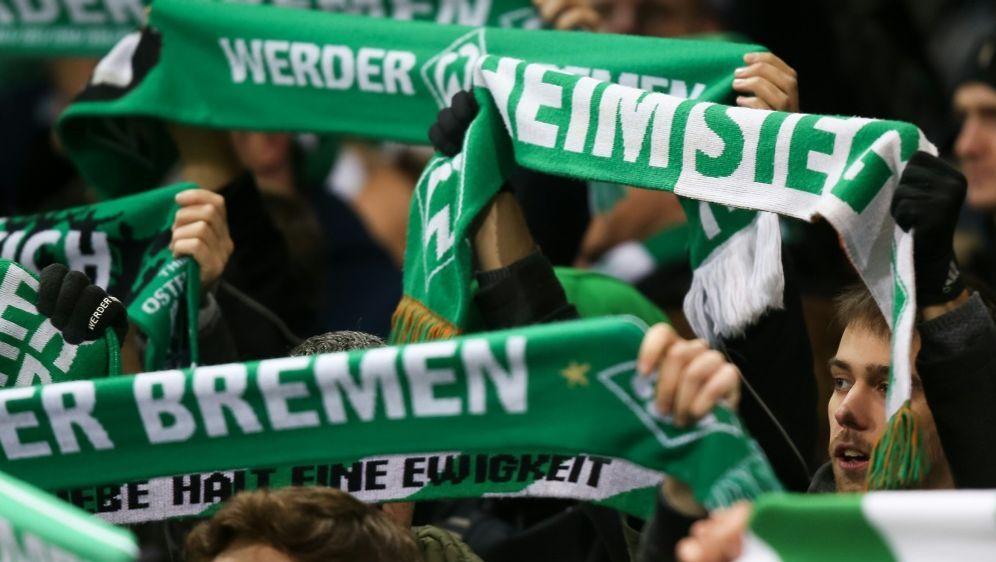 Werder stoppt den Verkauf der Fanartikel (Symbolbild) - Bildquelle: PIXATHLONPIXATHLONSID