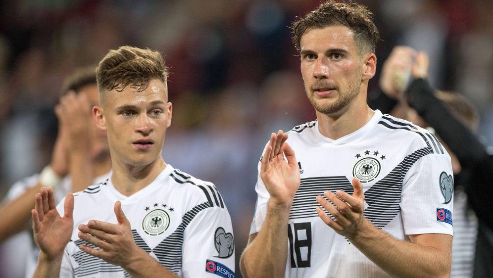 Joshua Kimmich (l.) möchte im DFB-Team eine Ära prägen - Bildquelle: imago