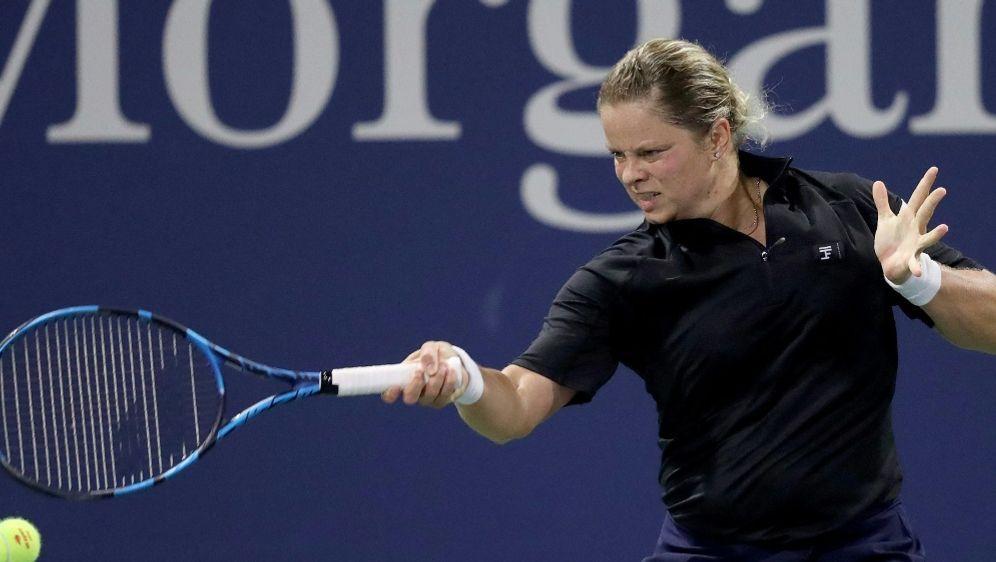 Kim Clijsters startet dank Wild Card in Miami - Bildquelle: AFPGETTY SIDMATTHEW STOCKMAN