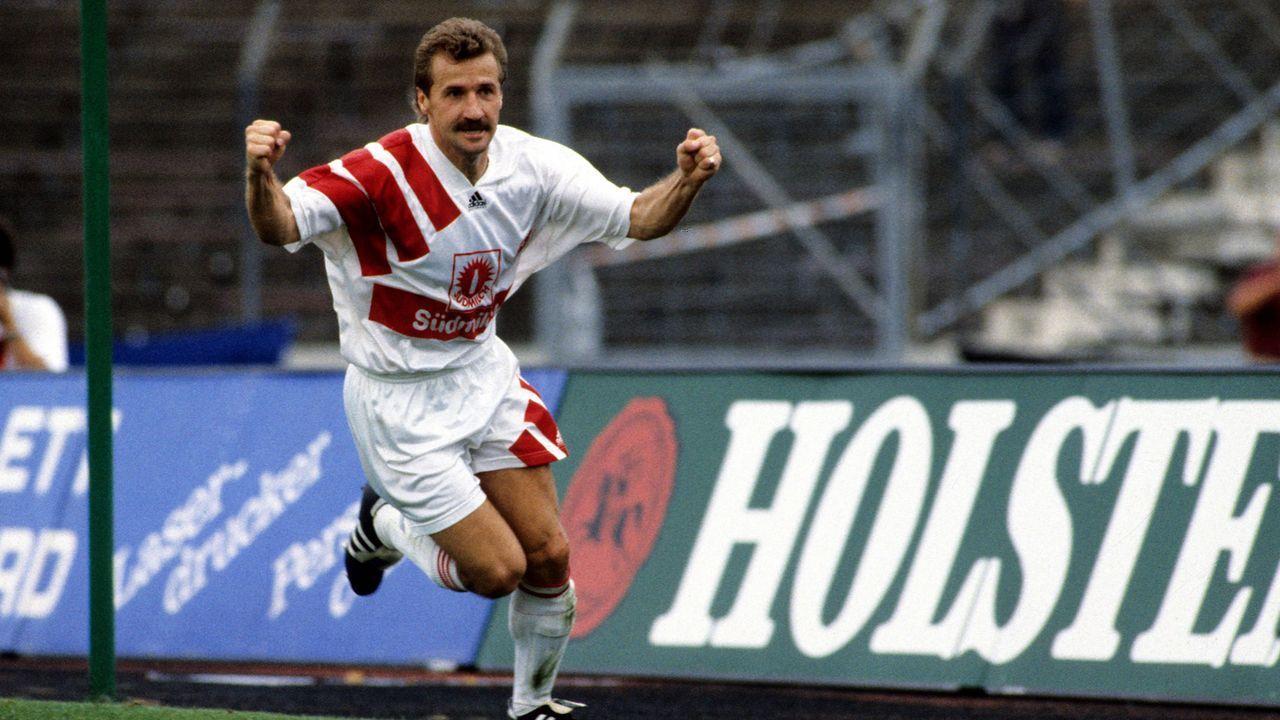 Saison 1991/92 - Bildquelle: Imago Images