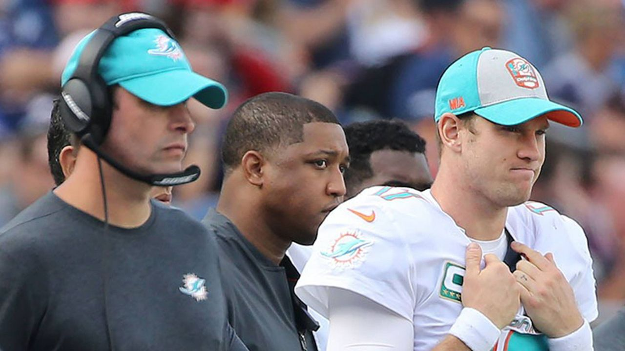 Verlierer: Konservatives Play Calling der Dolphins - Bildquelle: imago/ZUMA Press