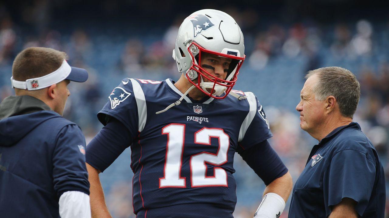 Sechs Titel: Bill Belichick und Tom Brady - Bildquelle: Getty Images