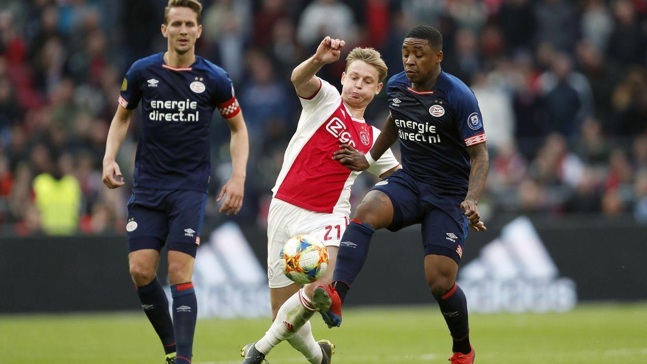 Eredivisie (Niederlande) - Bildquelle: imago images / VI Images