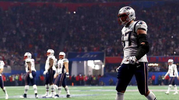 NFL - Rob Gronkowski beendet seine NFL-Karriere