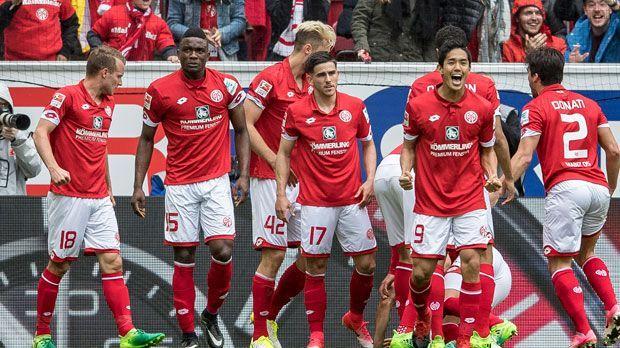 Platz 9: 1. FSV Mainz 05 - Bildquelle: 2017 Getty Images