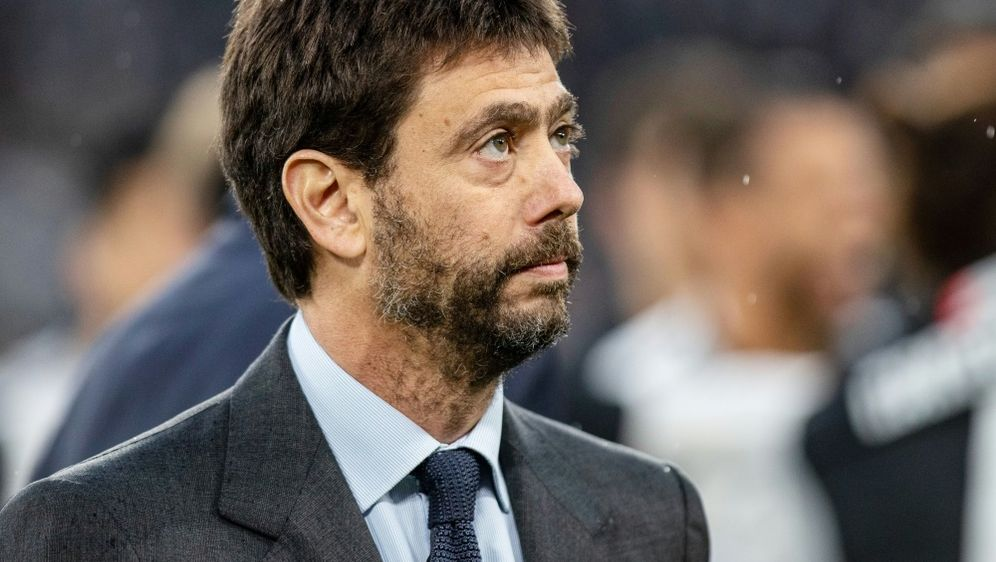Ist ein Befürworter der Superliga: Andrea Agnelli - Bildquelle: PIXATHLONPIXATHLONSID