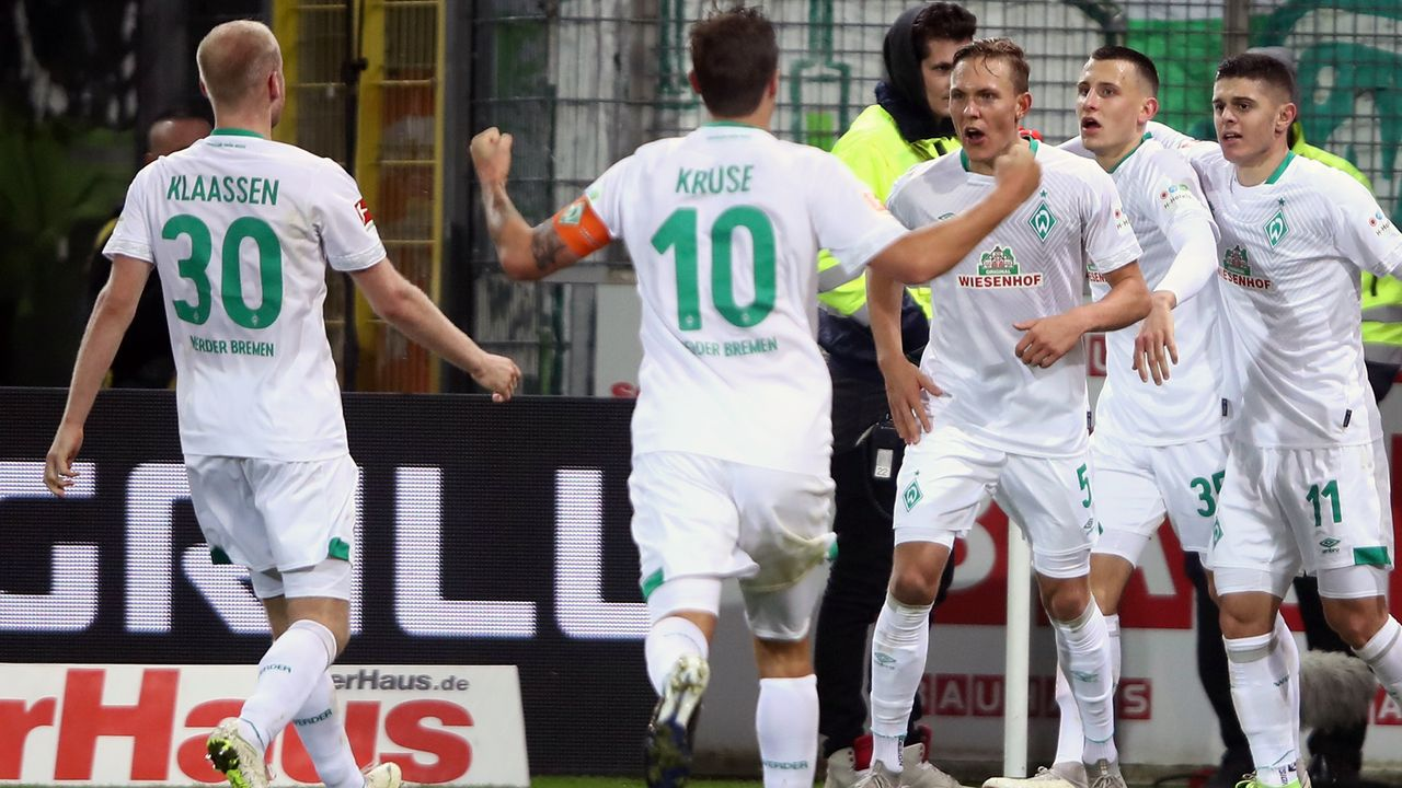 Platz 11 - SV Werder Bremen - Bildquelle: 2018 Getty Images