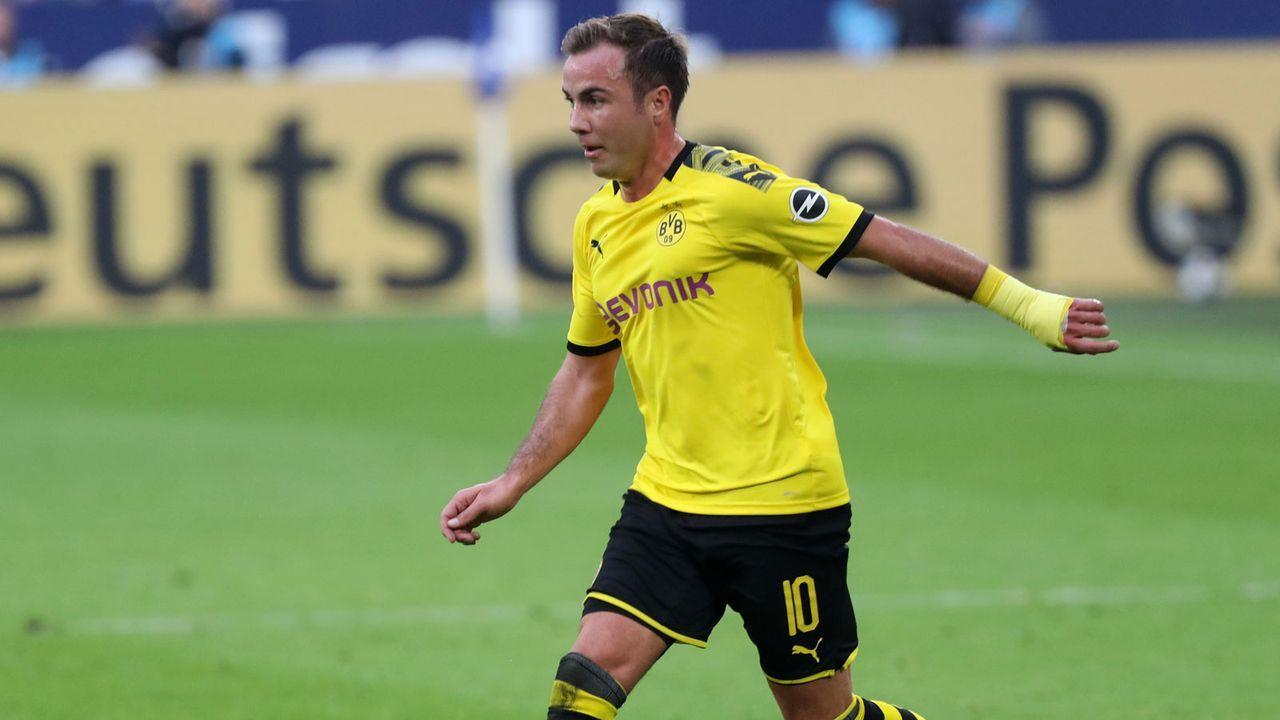 Mario Götze (Borussia Dortmund) - Bildquelle: imago