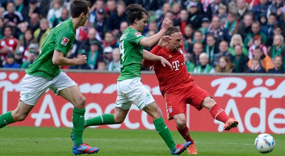 32. Bundesliga-Spieltag (Saison 2011/2012) - Bildquelle: Getty Images 2012