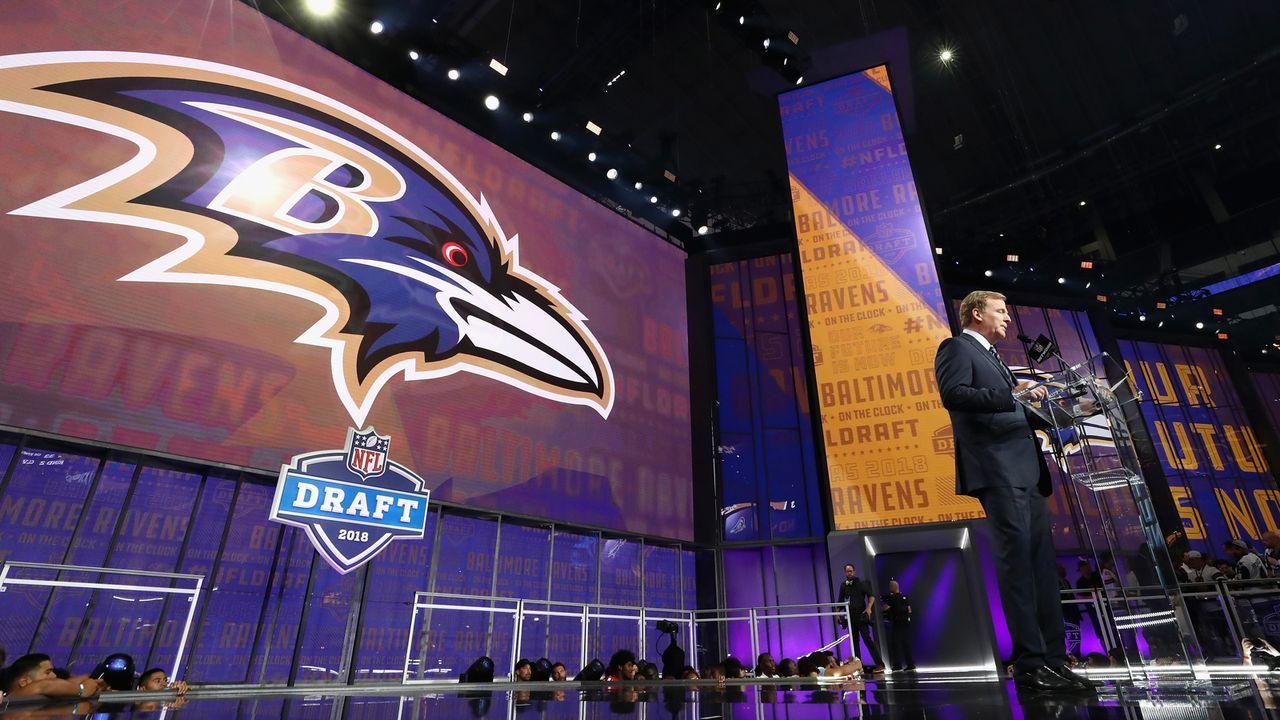 Baltimore Ravens - Bildquelle: 2018 Getty Images