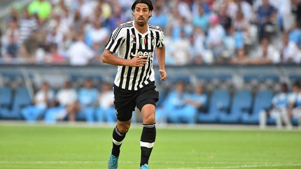 Sami Khedira (Juventus Turin) - Bildquelle: imago/Ulmer